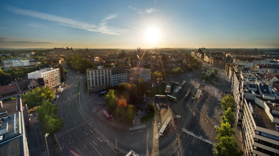 Systemy wspomagające parkowanie Luxemburg i Norymberga