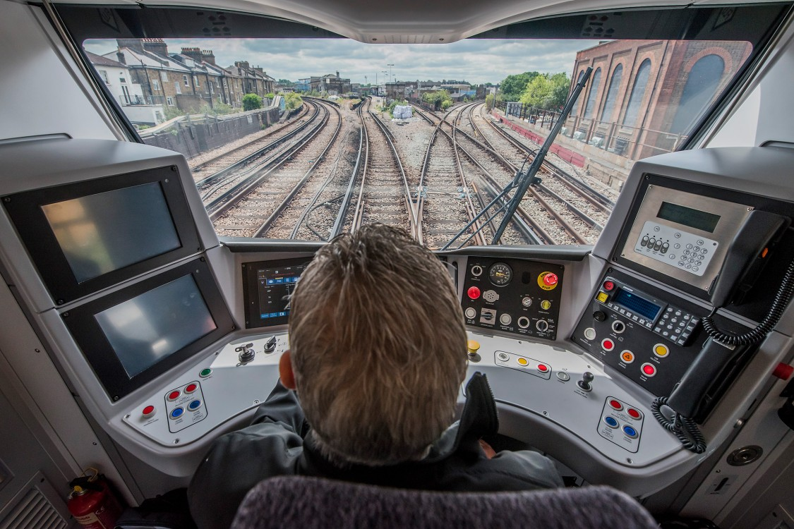 Thameslink High-Capacity Infrastructure ETCS