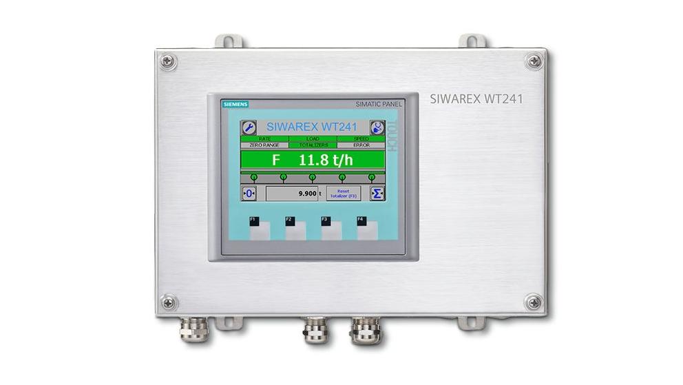 SIWAREX WT241 weighing terminal