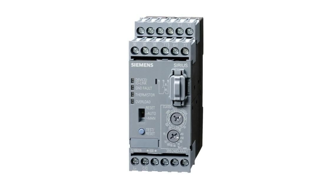 Electronic monitoring relay SIRIUS 3RB24