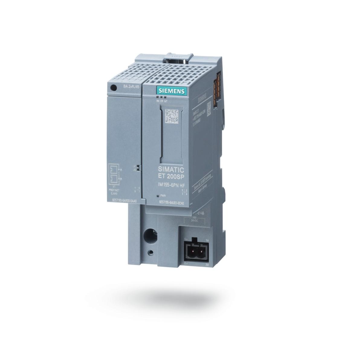 SIMATIC ET 200SP IM 155-6PN/2 HF with BA 2xRJ45
