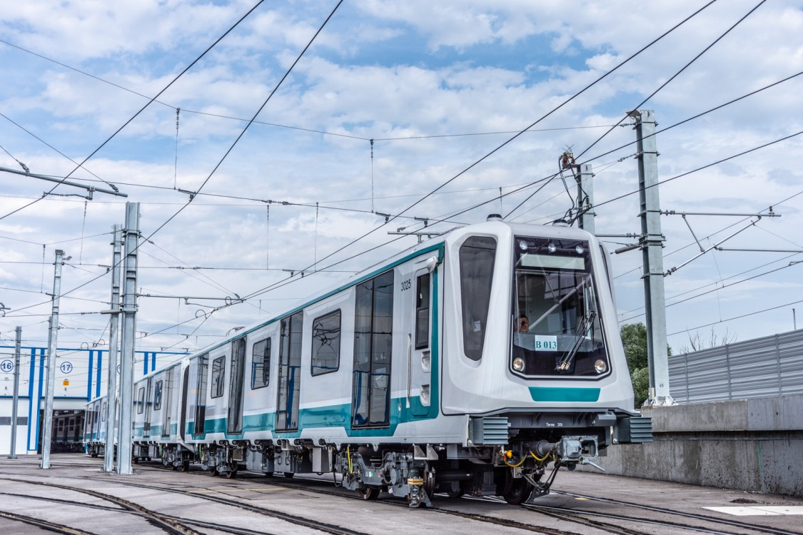 Siemens provides trains and automatic train control system for new metro line in Sofia