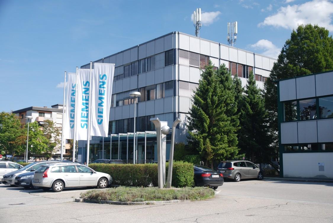 Siemens Graz - Straßganger Straße 315