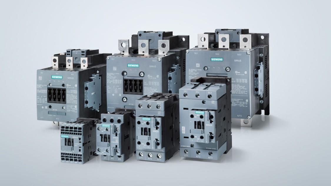 SIRIUS modular system product portfolio