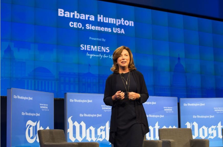 Siemens USA CEO: Business Roundtable redefined corporate purpose. At a recent Washington Post event, we explored what that means.
