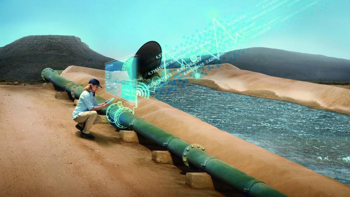 USA - Water distribution