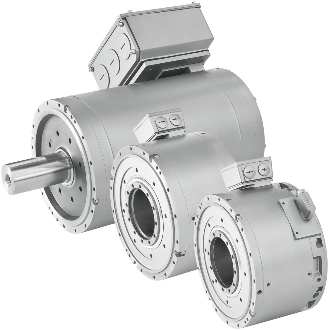 Высокомоментные электродвигатели SIMOTICS T