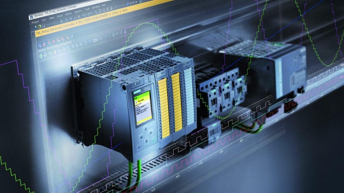 Pokročilé řídicí systémy SIMATIC pro průmyslovou automatizaci