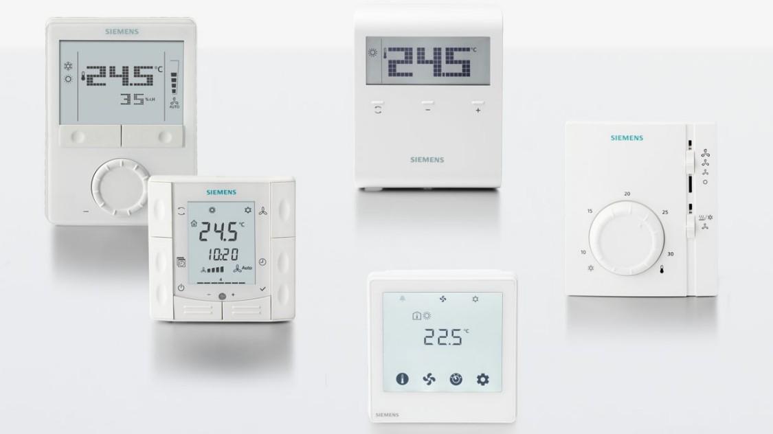 Siemens Room Thermostat