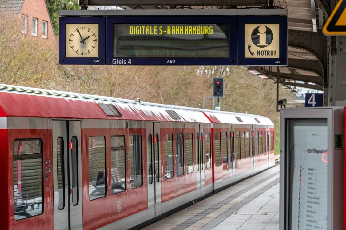 Autonomiczna kolej S-Bahn w Hamburgu  z nagrodą German Mobility Award