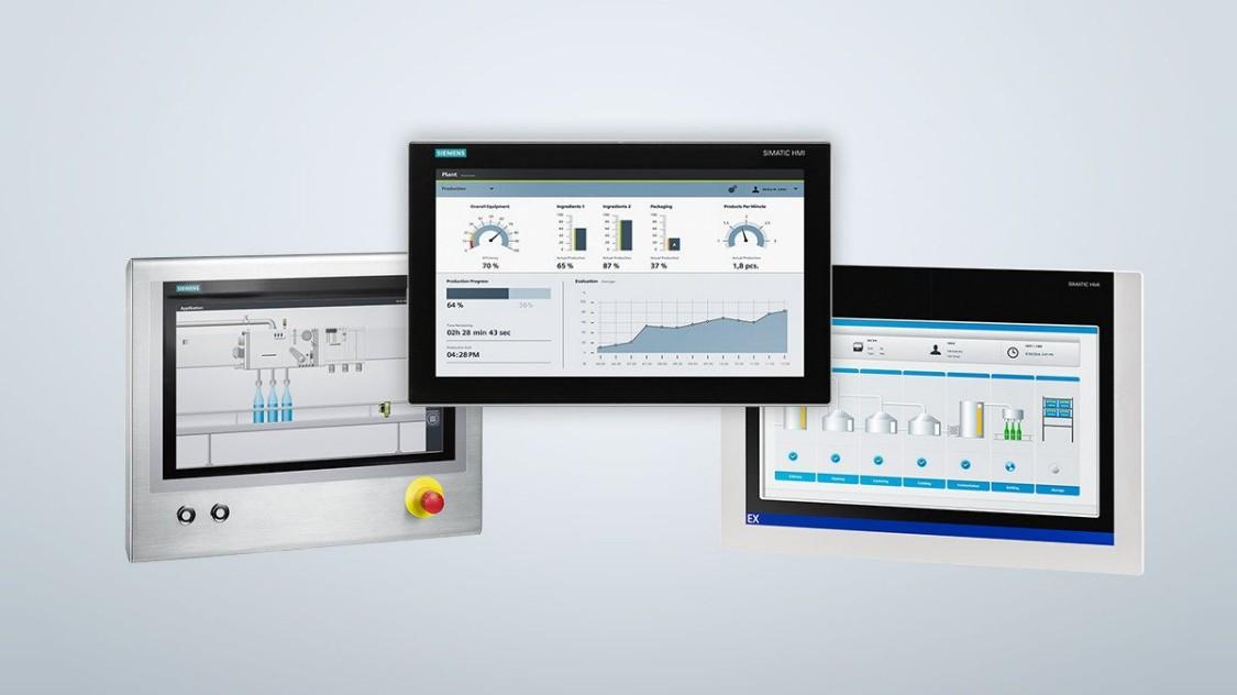 Siemens'ten özel gereklilikler için PC-tabanlı cihazlar