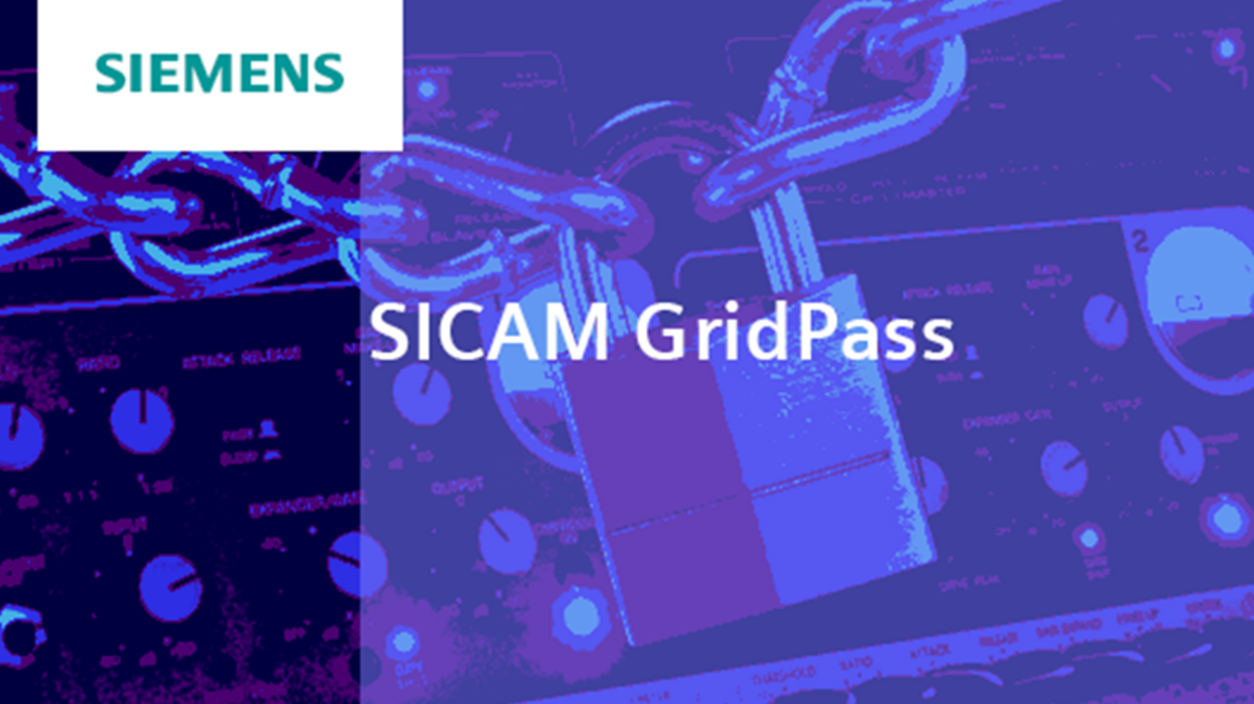 Zertifikatsmanager – SICAM GridPass