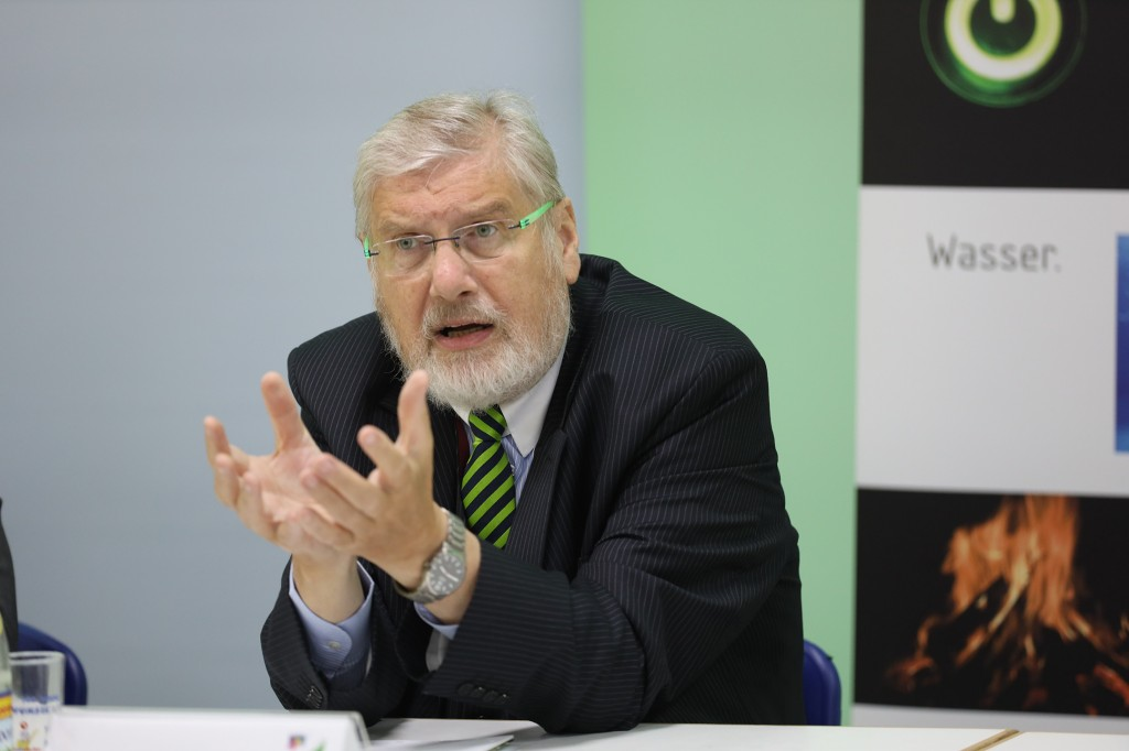 Karl-Willi Beck, Erster Bürgermeister der Festspiel- und Energiestadt Wunsiedel