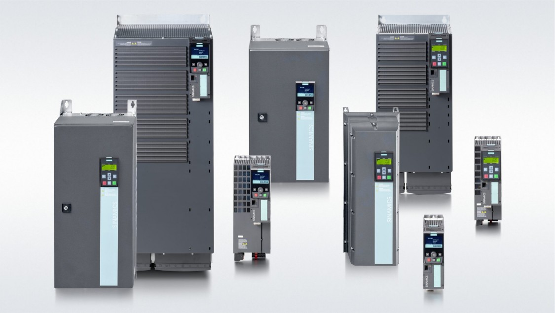 Variable speed drives (SINAMIC)