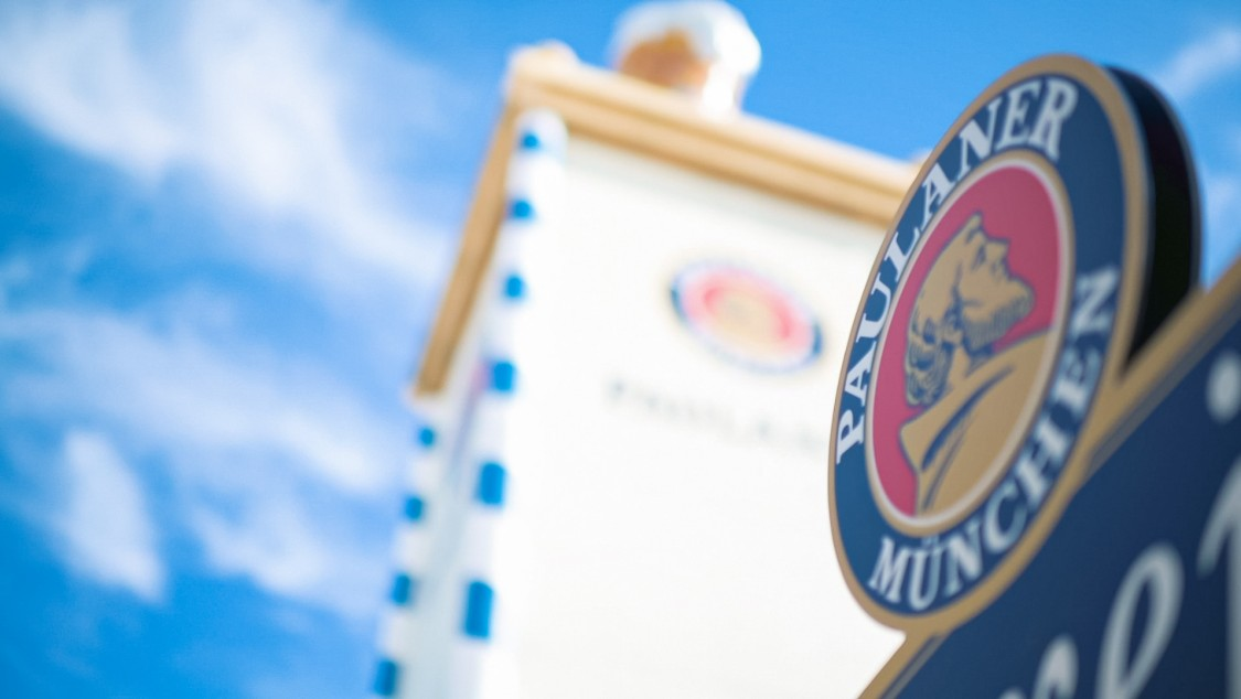 Paulaner Brauerei in Germany