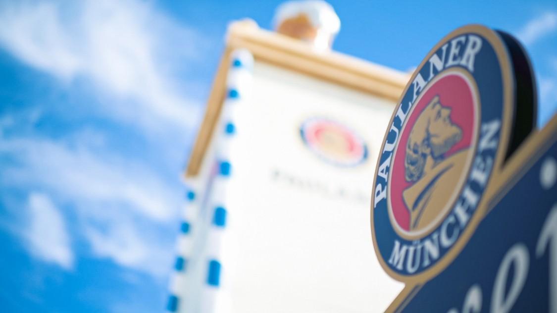 Paulaner bryggeriet Tyskland