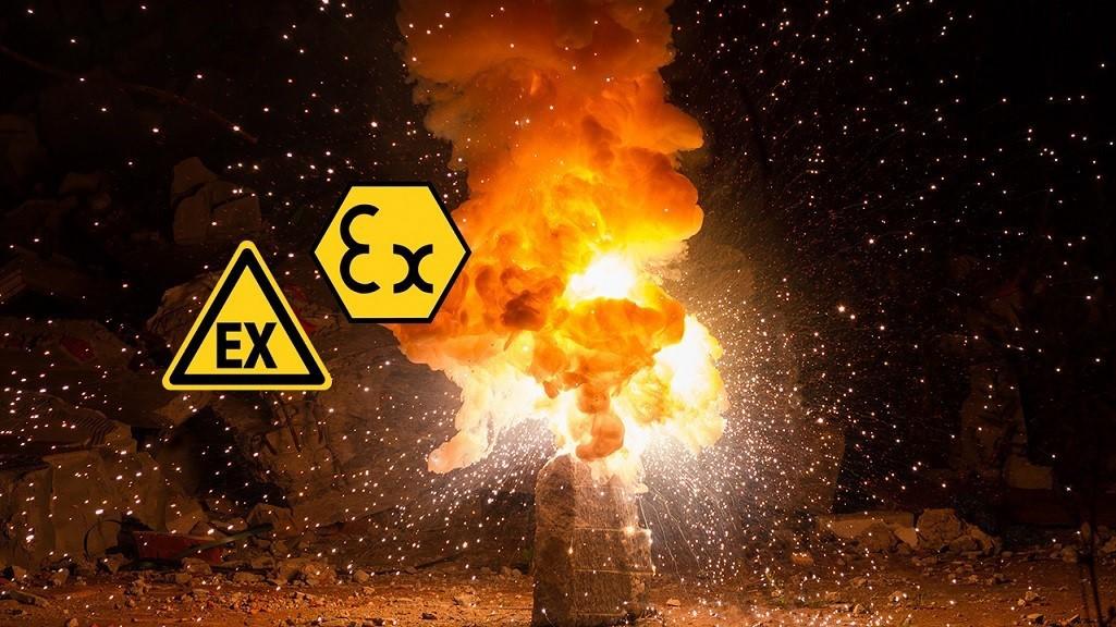 Explosionsschutz und explosionsgefährdete Zonen