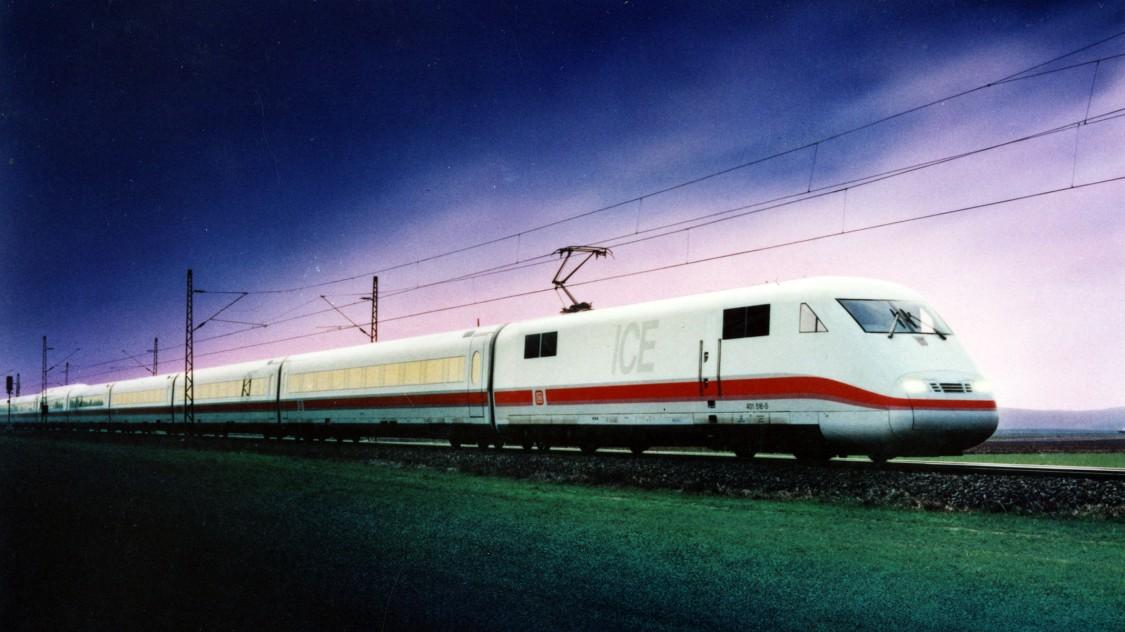 ICE 1, 1996