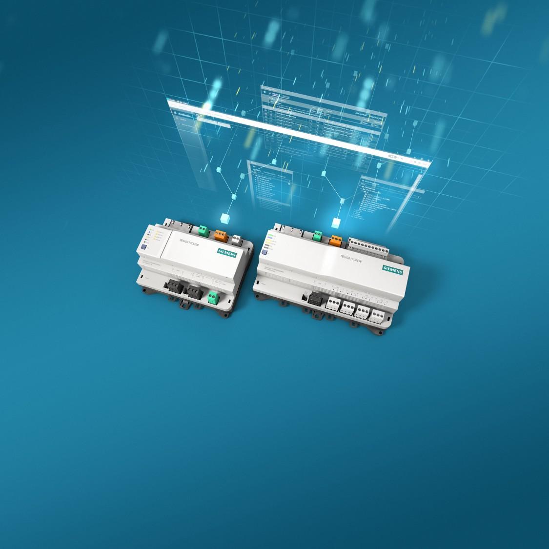 A Siemens új Desigo vezérlői nagy teljesítményű eszközökké alakítják az épületeket