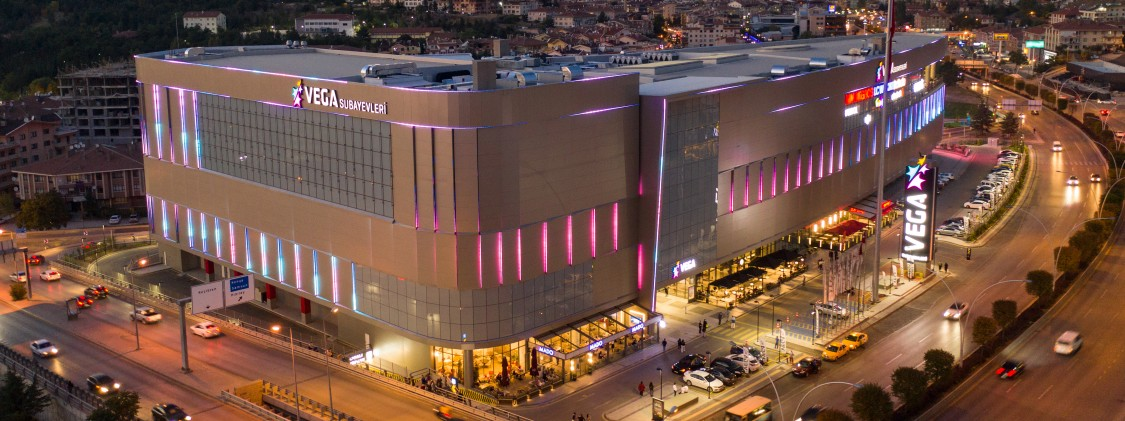 Nata Vega Subayevleri  Shopping Mall