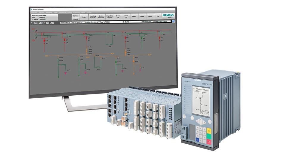 Systeme für Bedienung, Beobachtung und Diagnose