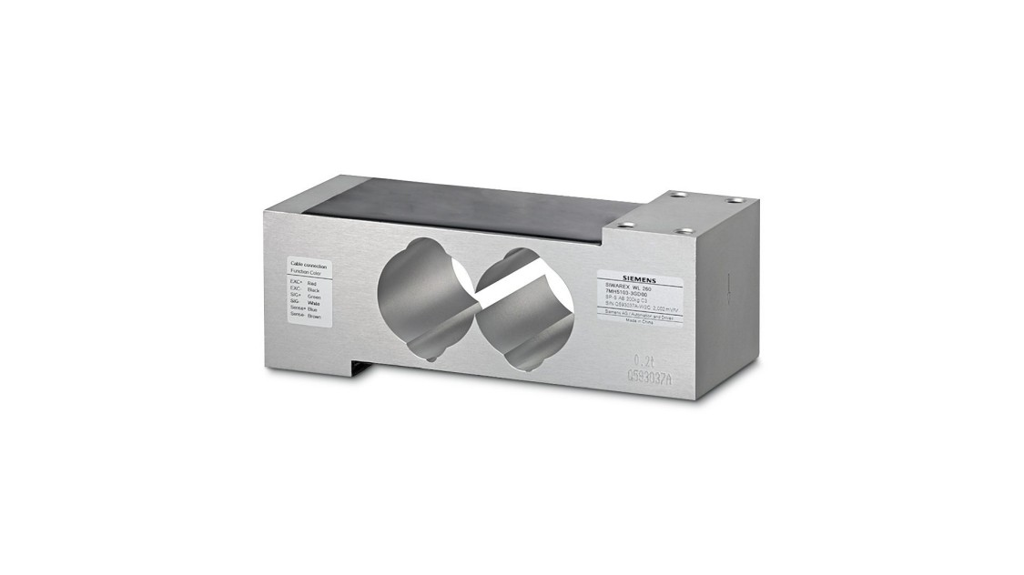 USA - Load cell SIWAREX WL260 SP-S AB