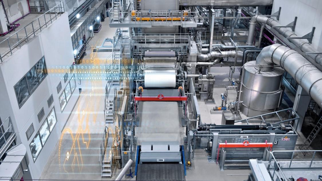 Бумажная промышленность / Химическая промышленность