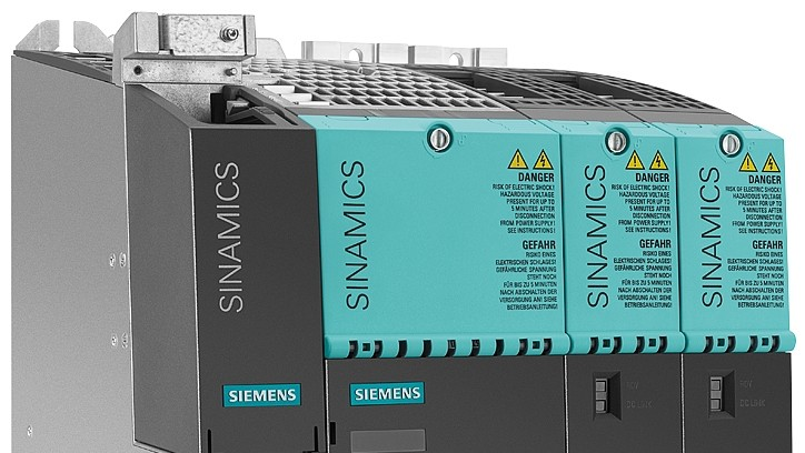 SINAMICS S120 – innovated booksize motor modules