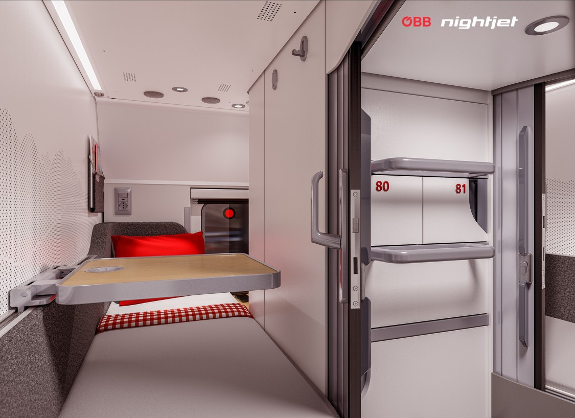 Night Jet - Die innovativen Minisuites