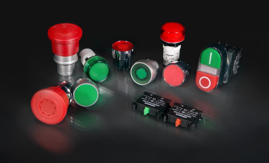 3SB6国产系列按钮和指示灯产品