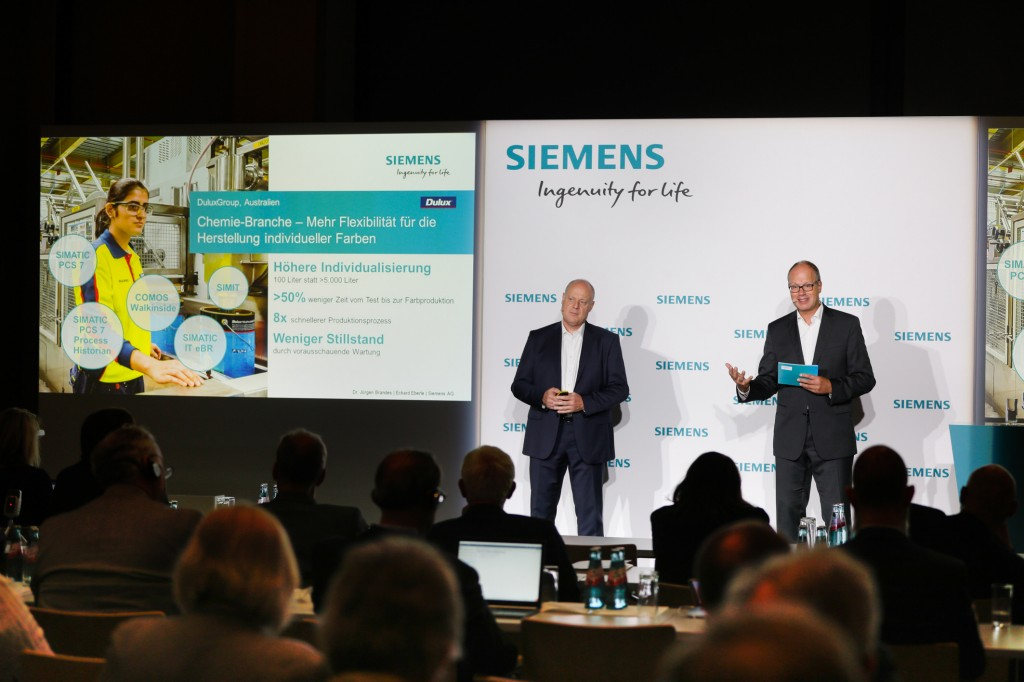 Siemens at the Achema 2018