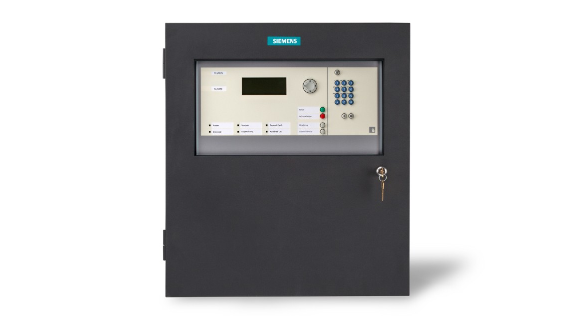 Desigo Fire Safety 50 pt System