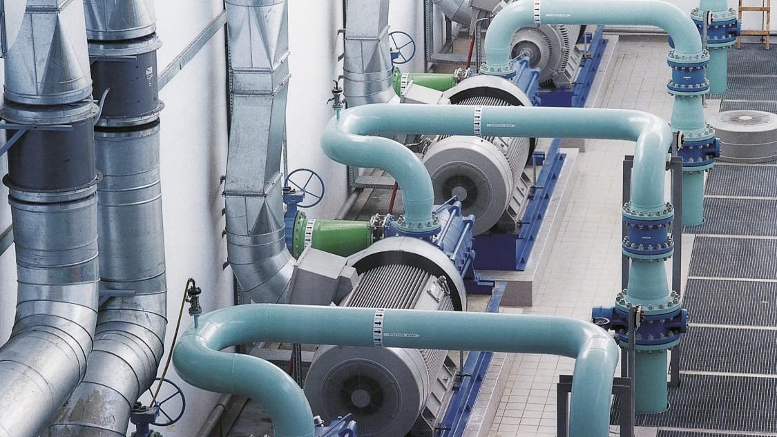 Umfassendes Wasser-Management-System