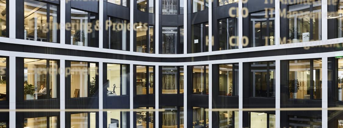 DB Schenker Headquarters, Essen