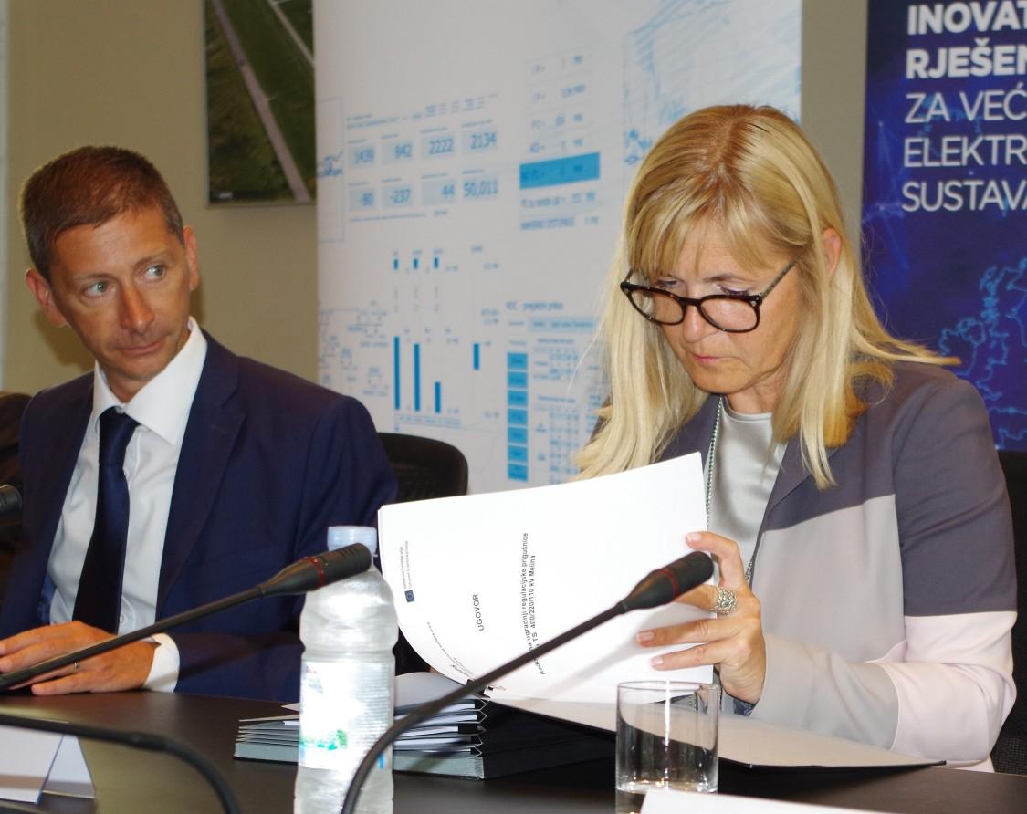 HOPS i Siemens potpisali ugovor u sklopu projekta SINCRO.GRID