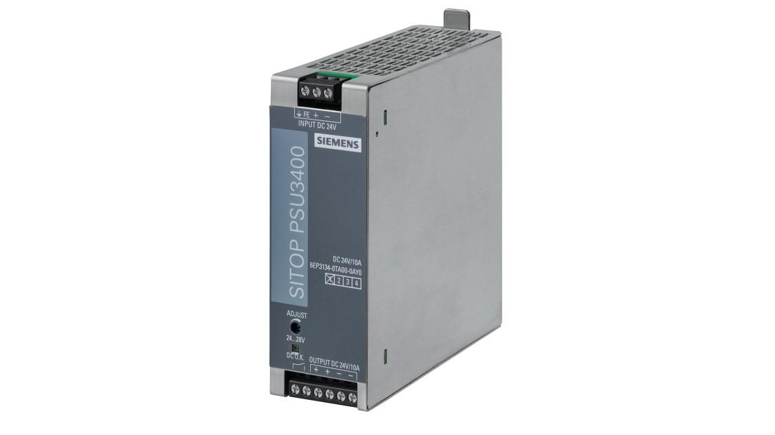 Image produit du convertisseur continu-continu 12 V et 24 V SITOP