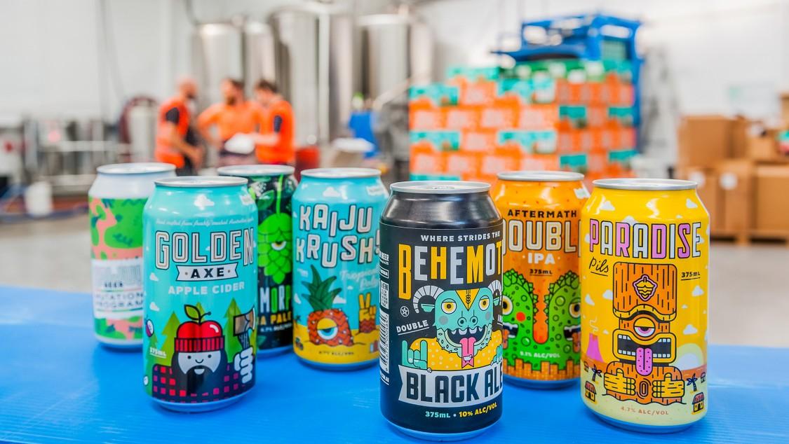 Kaiju Brewery