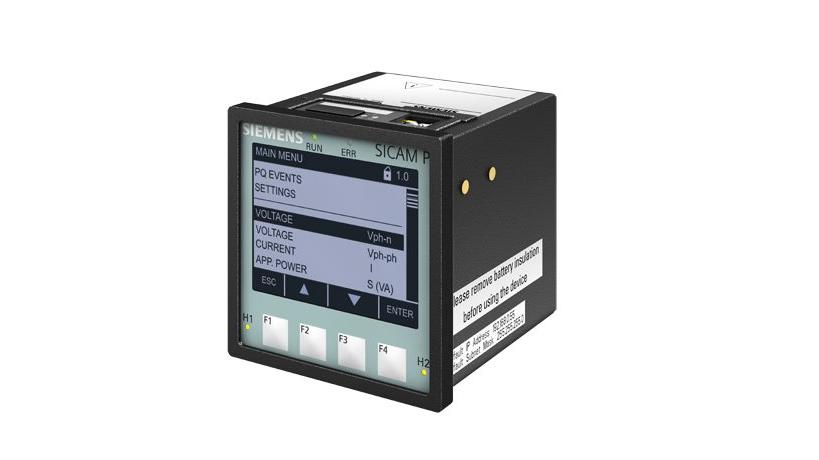 Пристрій вимірювання потужності SICAM P850
