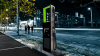 Yunex Traffic HV 160 electric vehicle charger