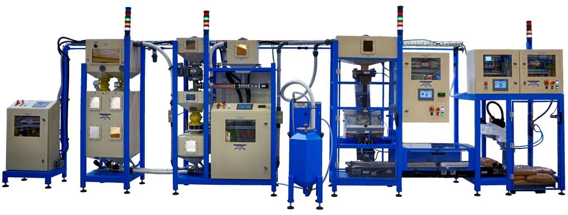Unité robotisée de production