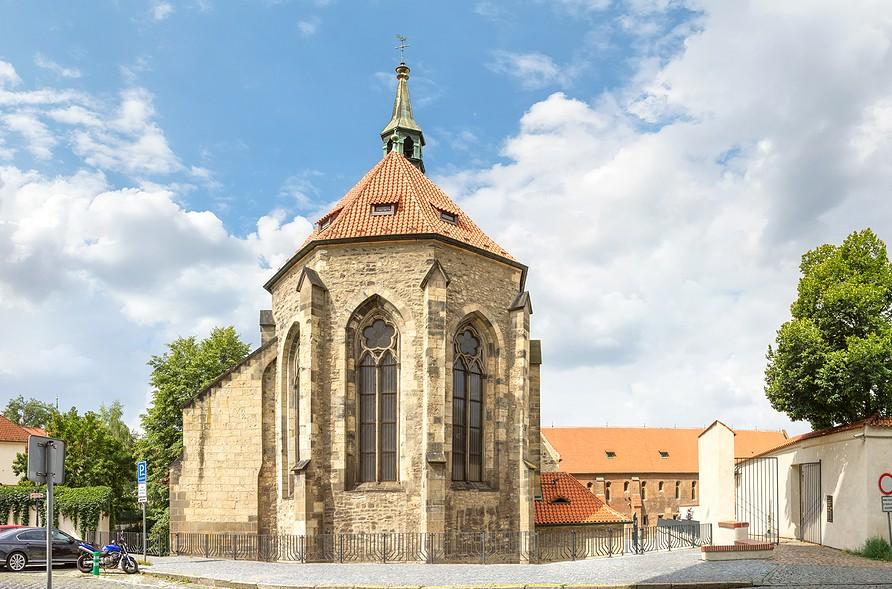 Anežský klášter reference Siemens
