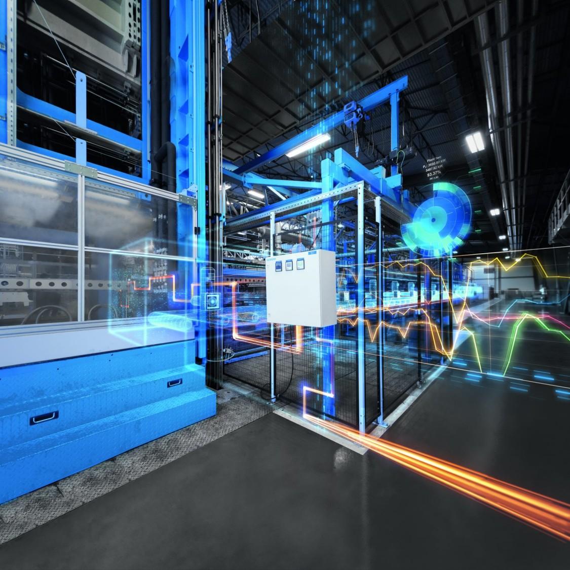 Рішення для промислових підприємств