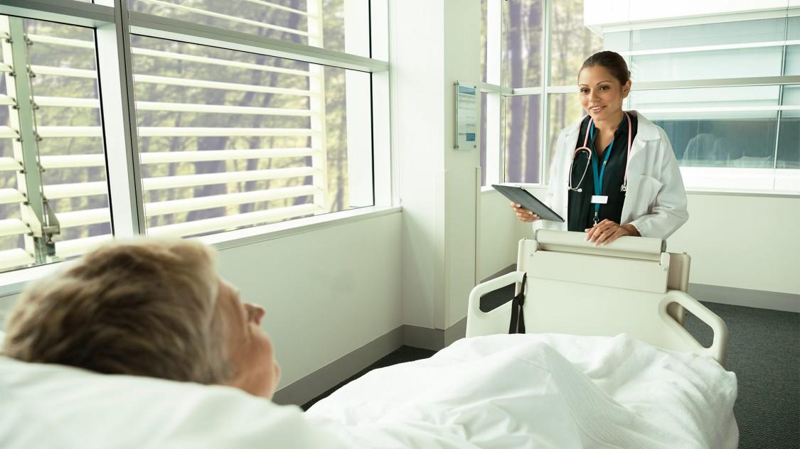 Erstklassige Pflege - sicher, flexibel und nachhaltig