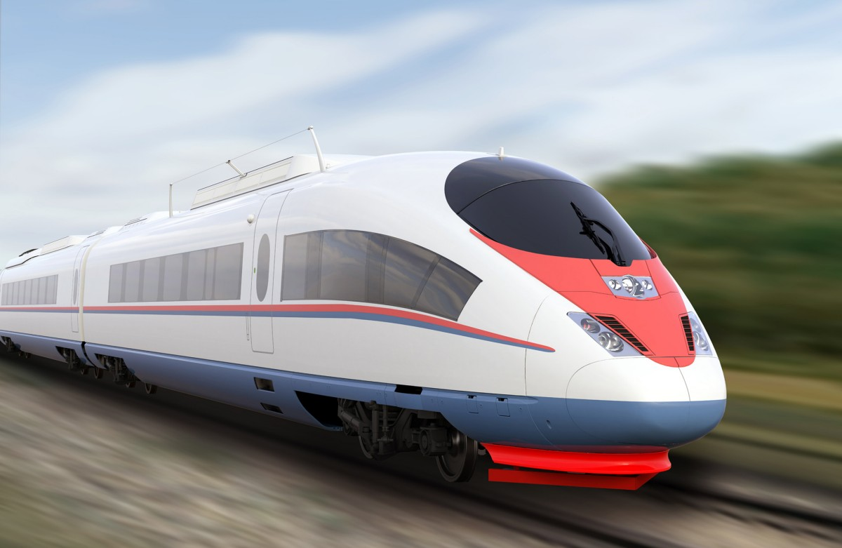 Velaro RUS – High-Speed Trains for Russian Railways