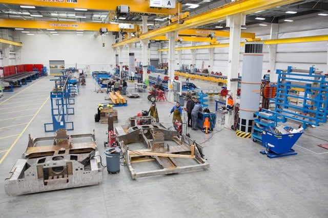 Brightline manufacturing