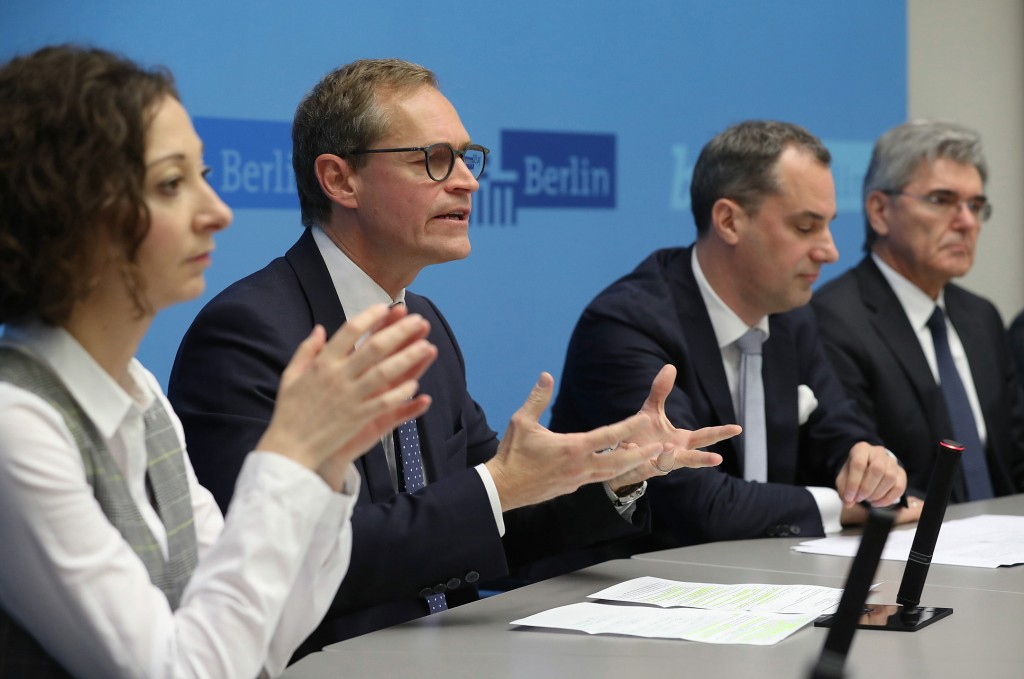 Zukunftspakt Siemensstadt 2.0 unterzeichnet