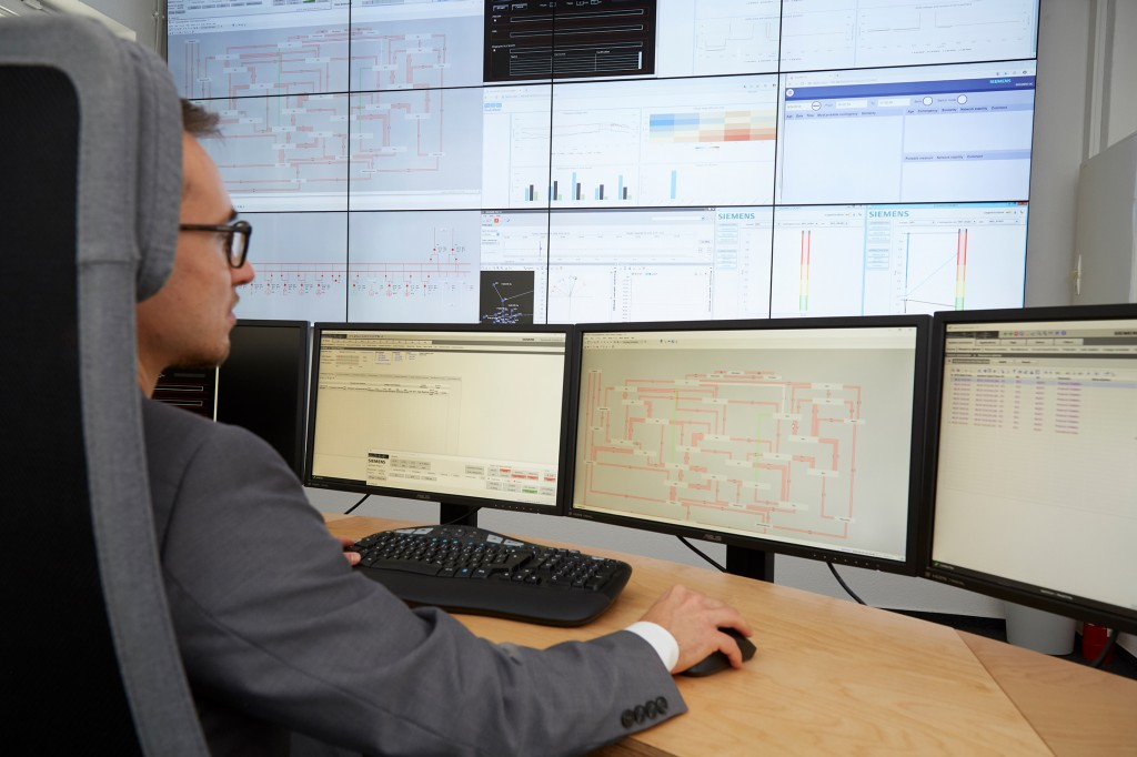 Feature: Siemens presents the control center of the future