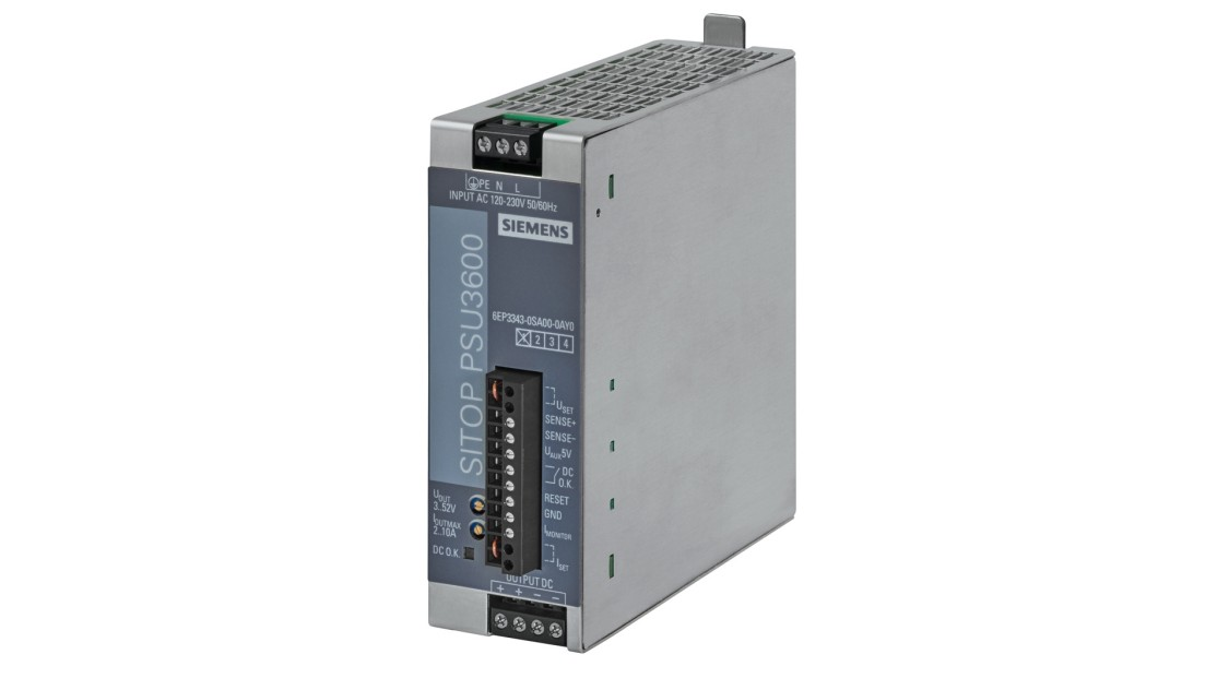 product image of 120 W power supply unit SITOP PSU3600