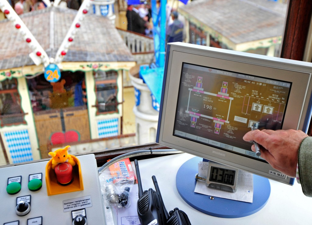 Siemens technologies keep the show going at the Munich Oktoberfest