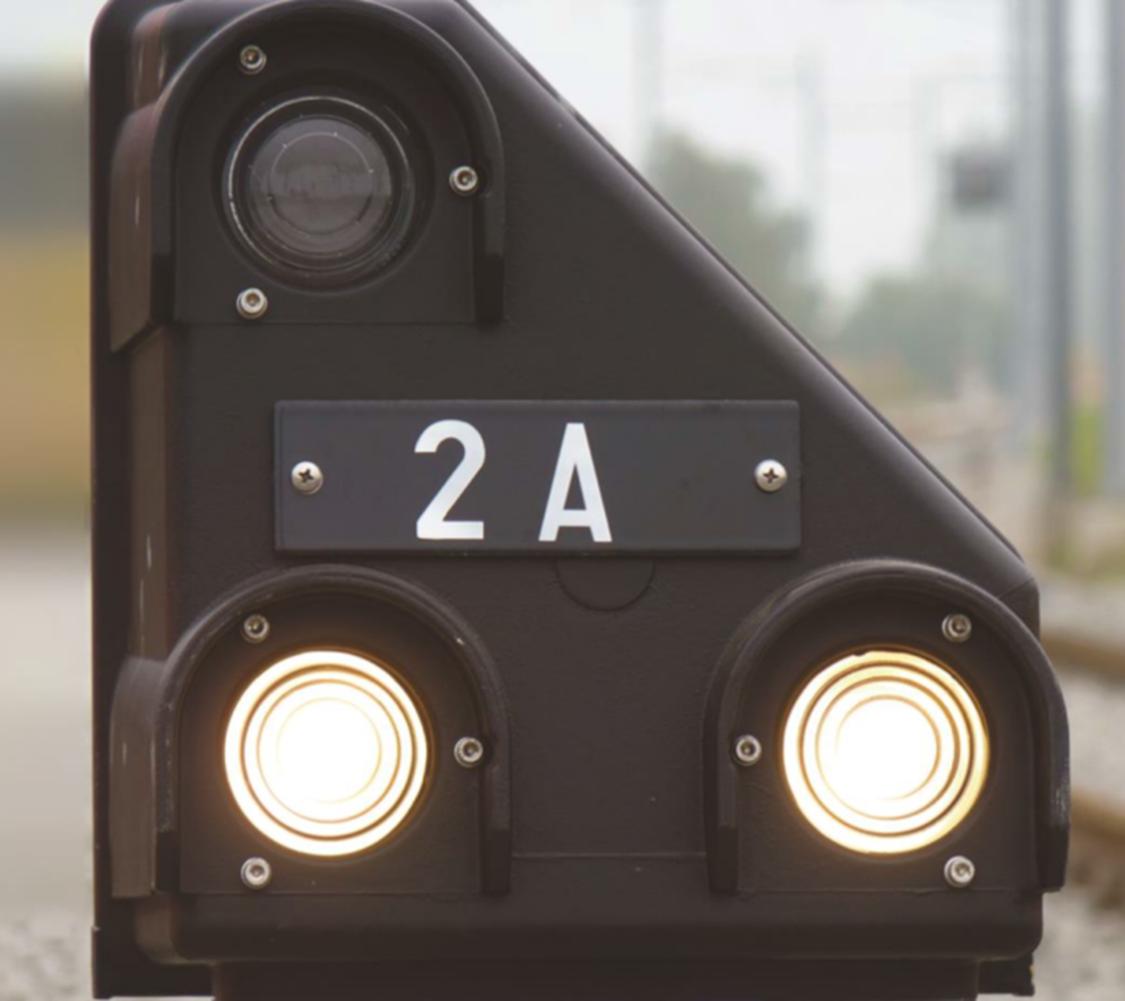 LED Zwergsignal Bahnsignal